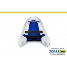 SOLAR 480 Jet tunnel